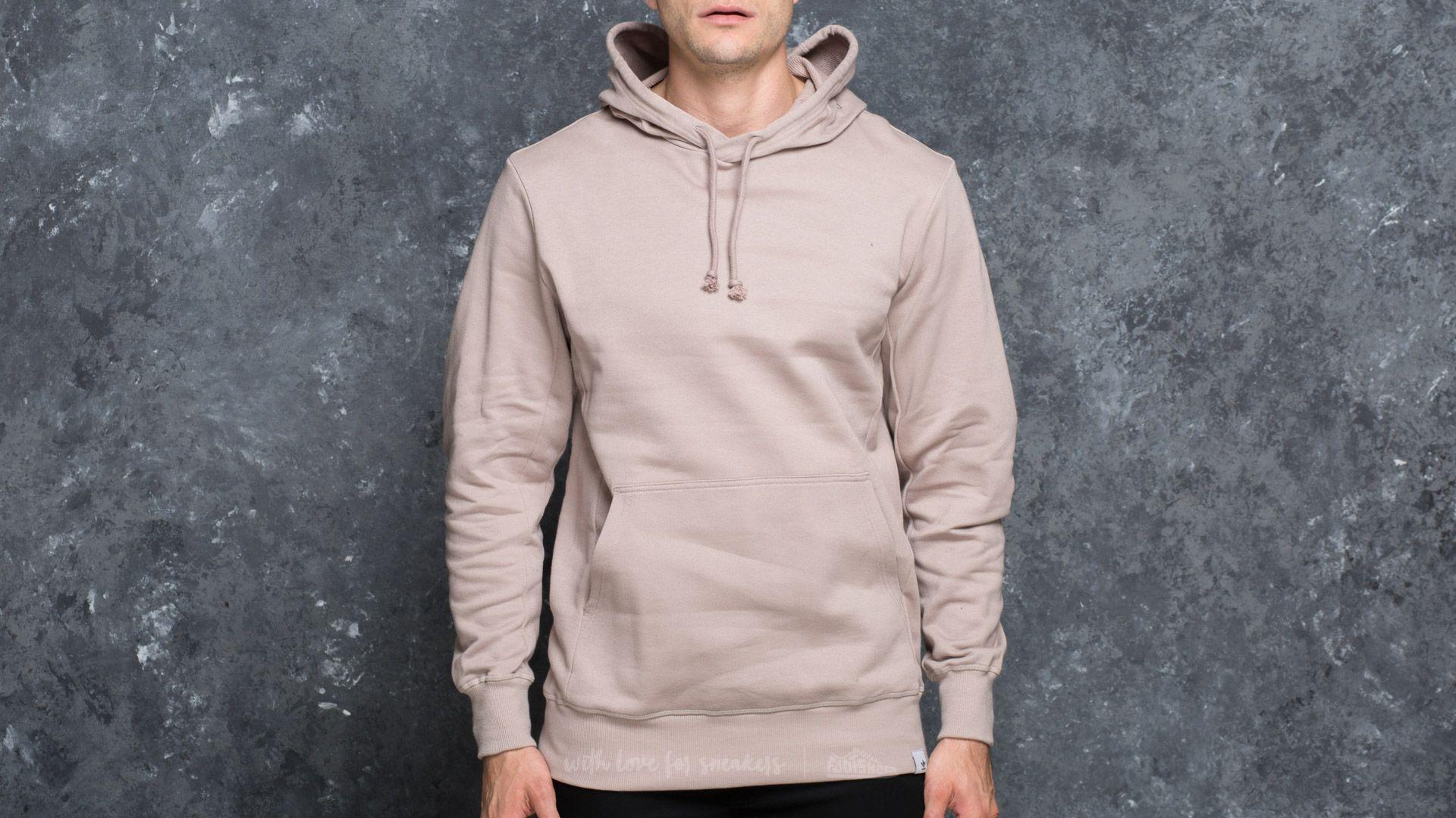 Adidas Xbyo Pullover Hoodie Vapour Grey