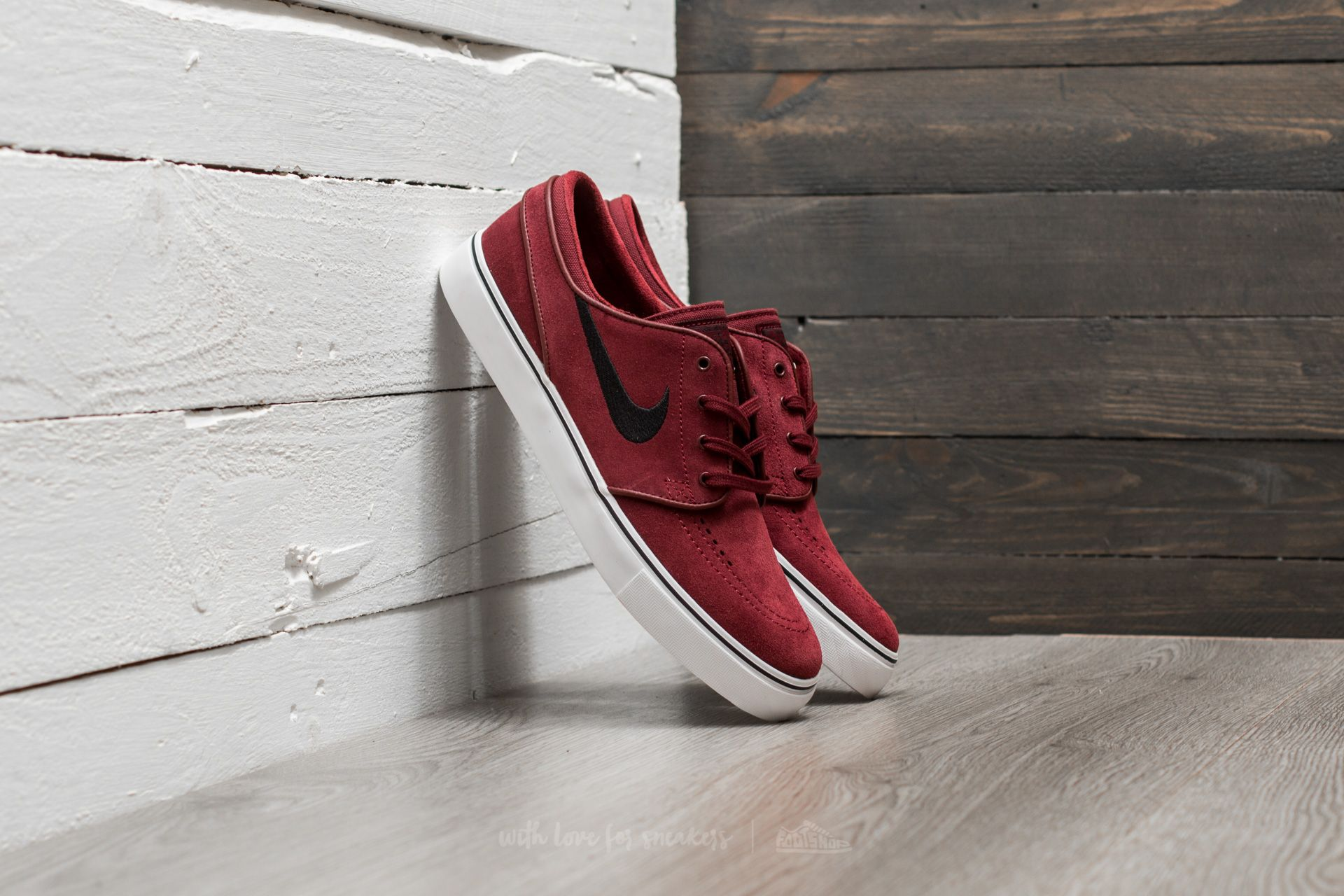 Nike Zoom Stefan Janoski Dark Team Red/ Black