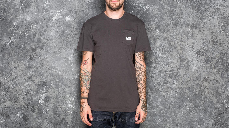 Adidas Garment Dye Pocket Tee Utility Black