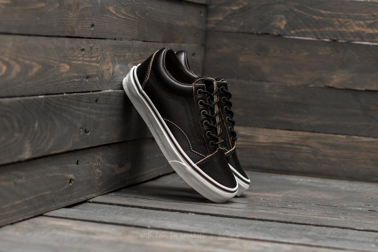 Vans Old Skool (ground Breakers) Black/ Marshmallow