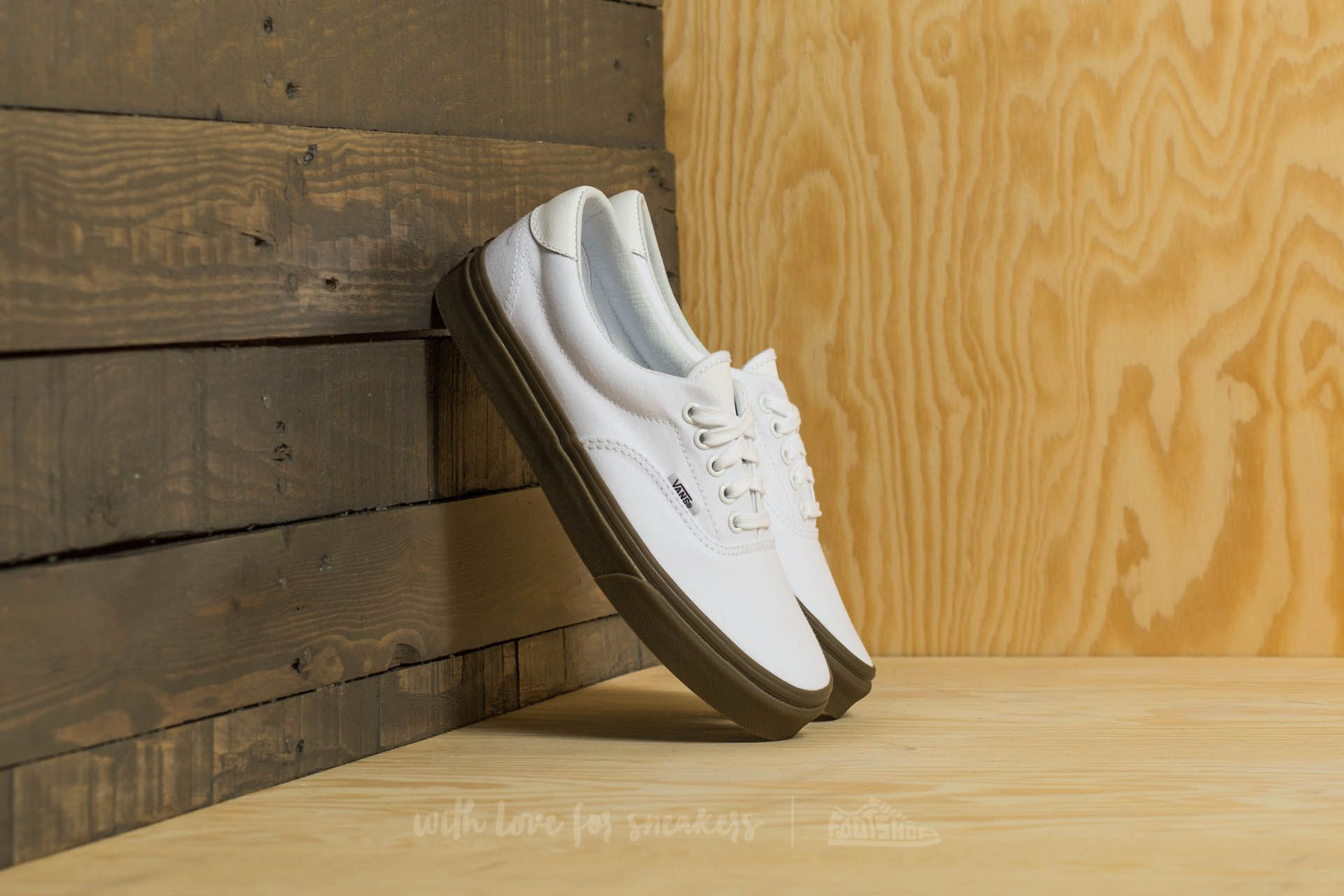 Vans Era 59 (bleacher) True White/ Gum