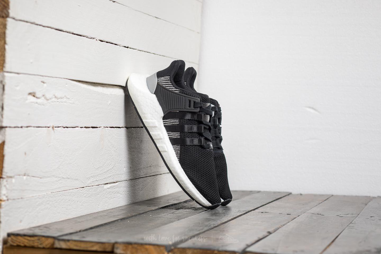 Adidas Eqt Support 93/17 Core Black/ Core Black/ Ftw White