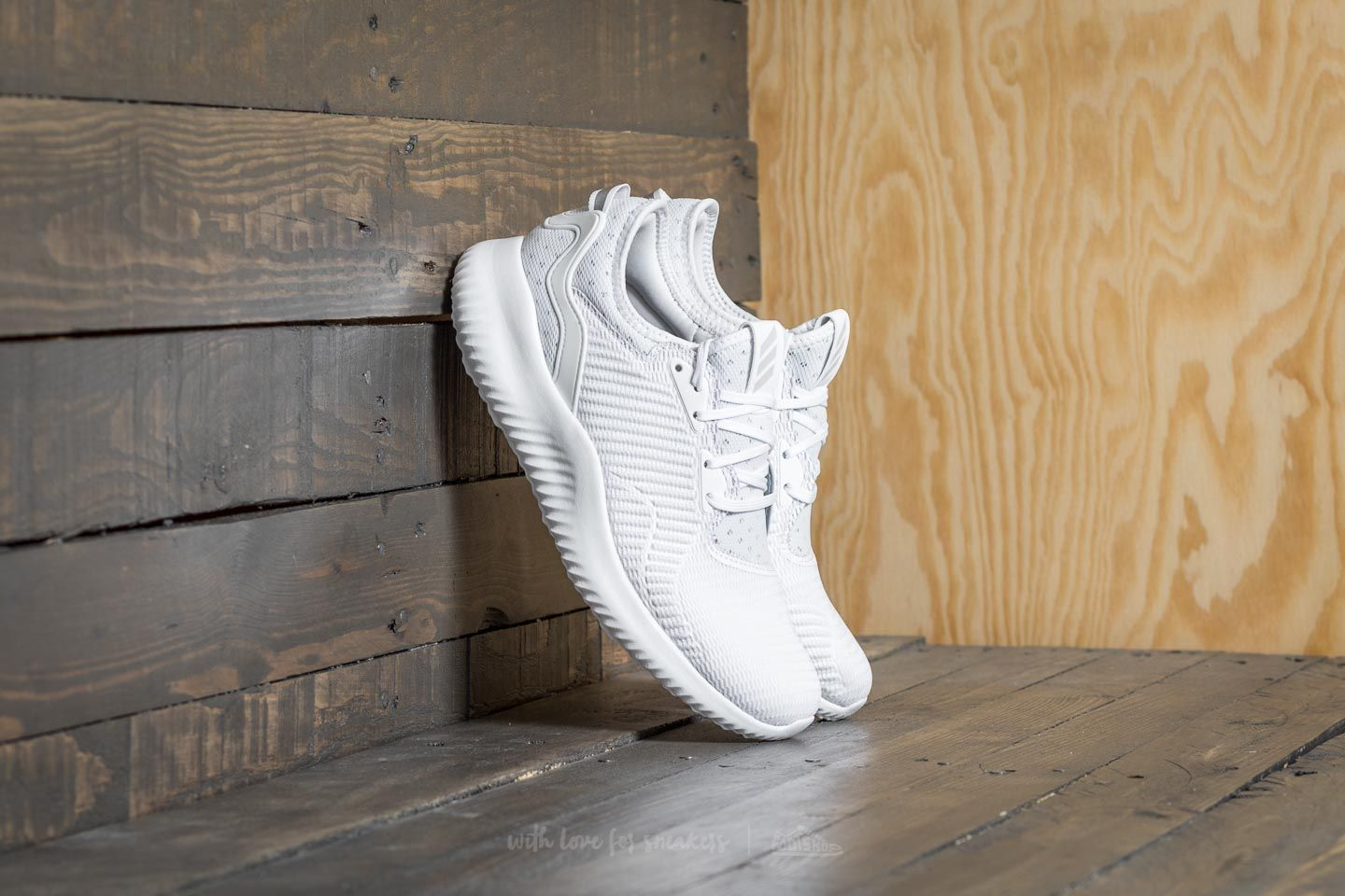 Adidas Alphabounce Lux W Grey One/ Footwear White/ Core
