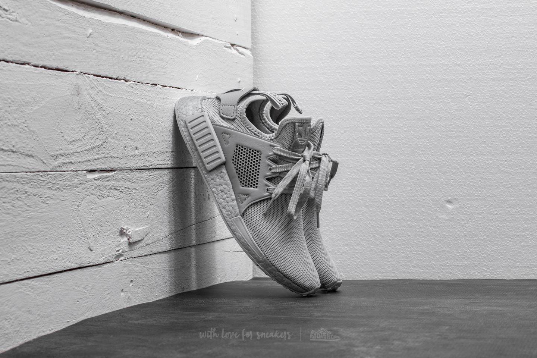 Adidas Nmd_xr1 Grey Two/ Grey Two/ Silver Metalic