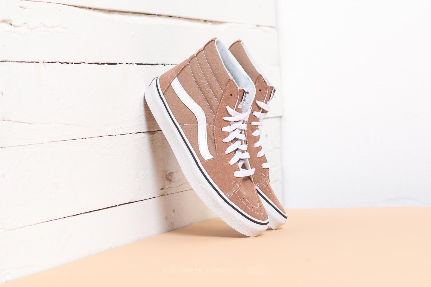 Vans Sk8-hi Tigers Eye/ True White
