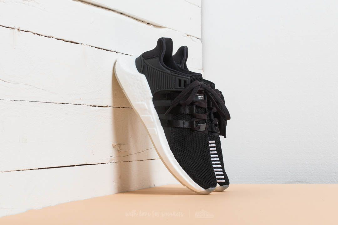 Adidas Eqt Support 93/ 17 Core Black/ Core Black/ Ftw White