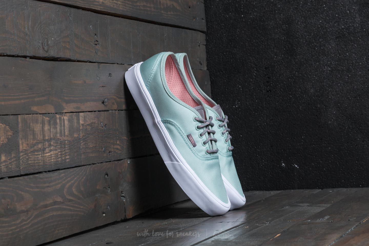 Vans Authentic Lite (ballistic) Harbor Grey/ Blossom