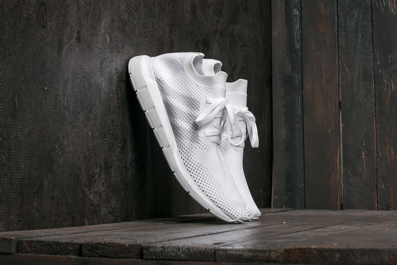 Adidas Swift Run Primeknit Ftw White/ Grey One/ Ftw White