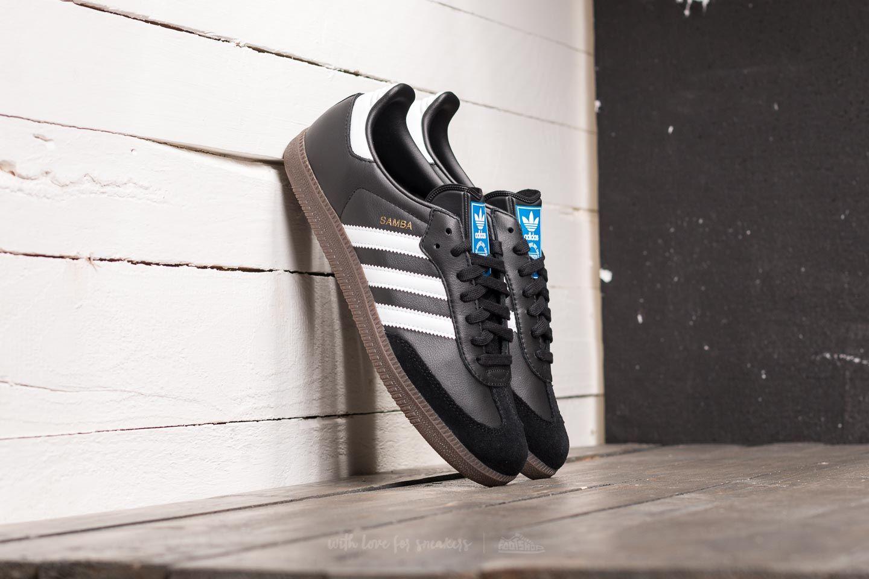 Adidas Samba Og Core Black/ Ftw White/ Gum