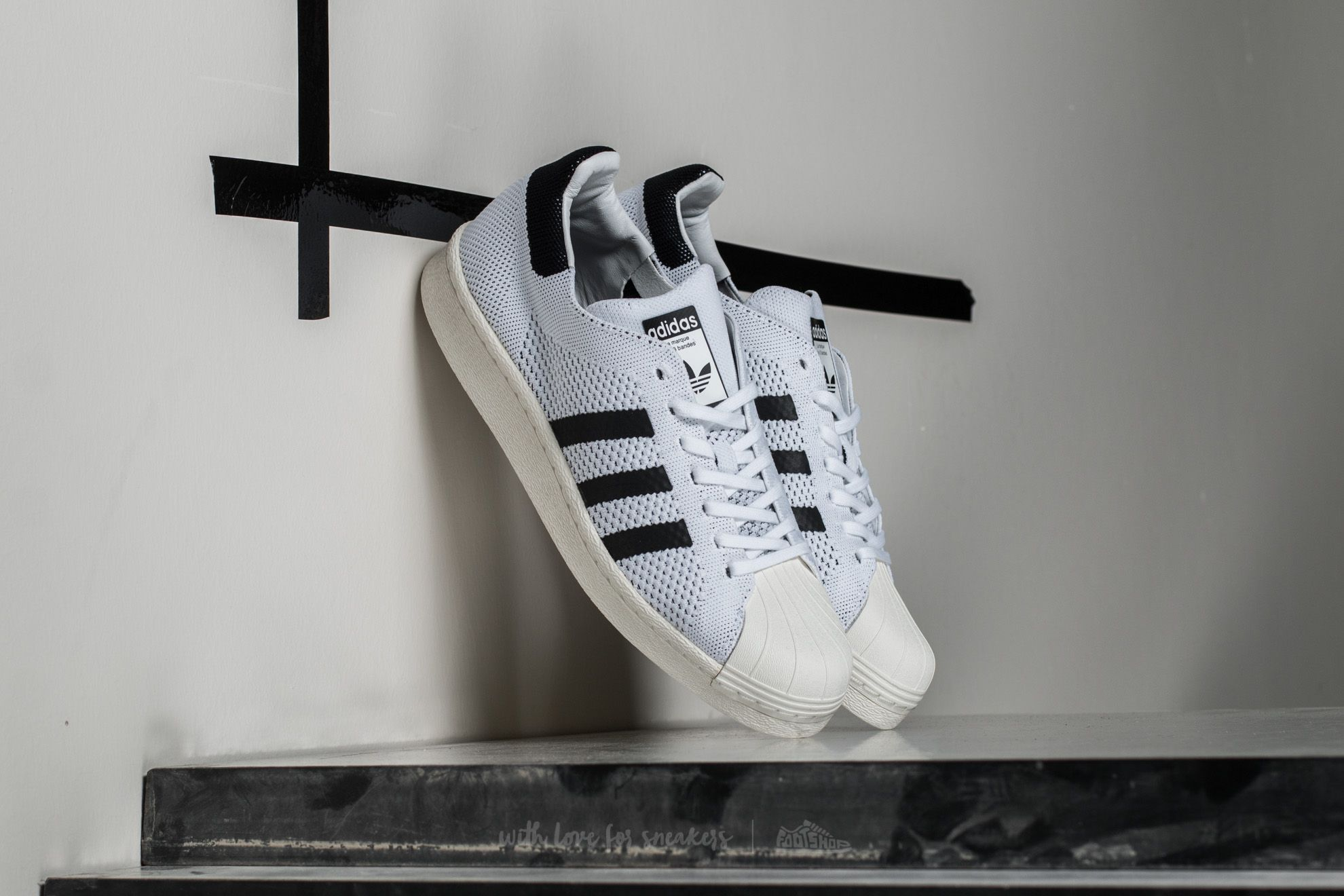 Adidas Superstar Boost Pk Ftw White/ Core Black/ Off White