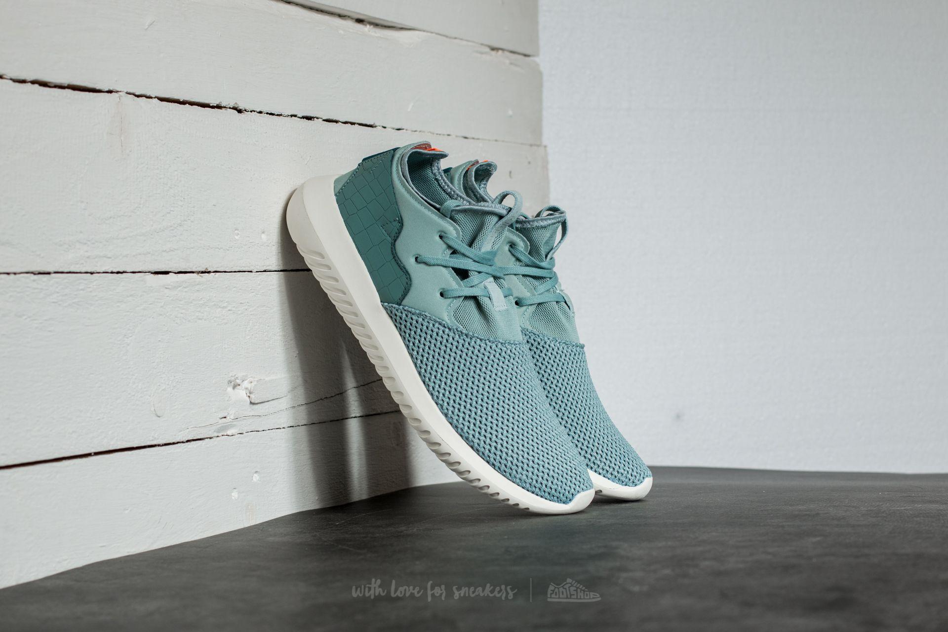 Adidas Tubular Entrap W Tactile Green/ Vapour Steel/ Off White