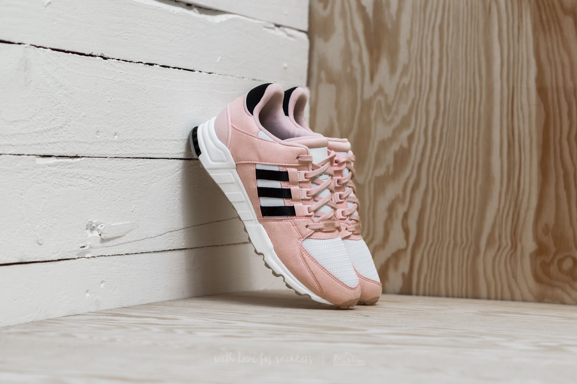 Adidas Eqt Support Rf W Icey Pink/ Core Black/ Ftw  White