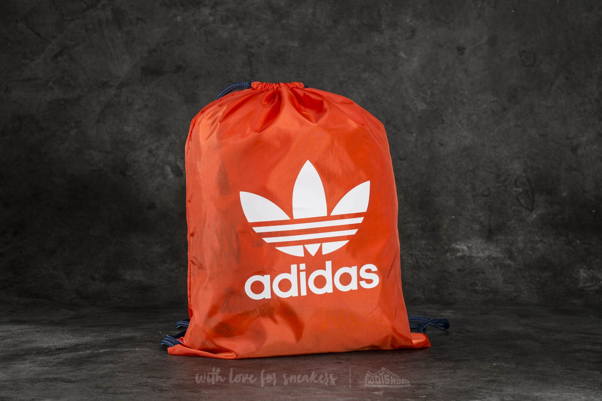 Adidas Trefoil Gymsack Bold Orange