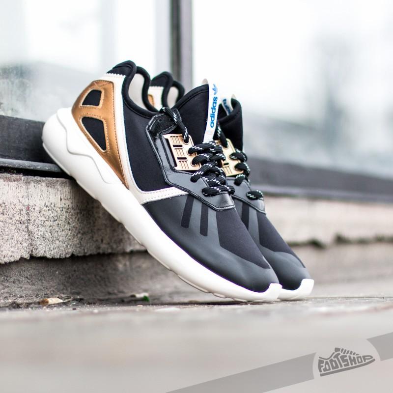 adidas originals tubular runner gold