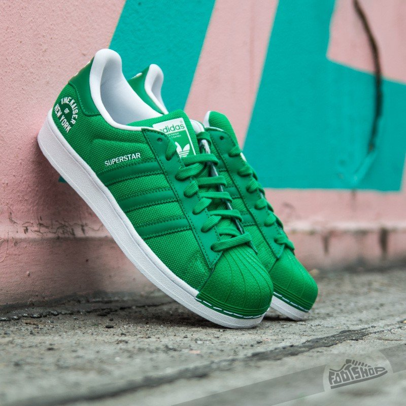gdxwu adidas Superstar Beckenbauer Pack Green/ Ftw White | Footshop