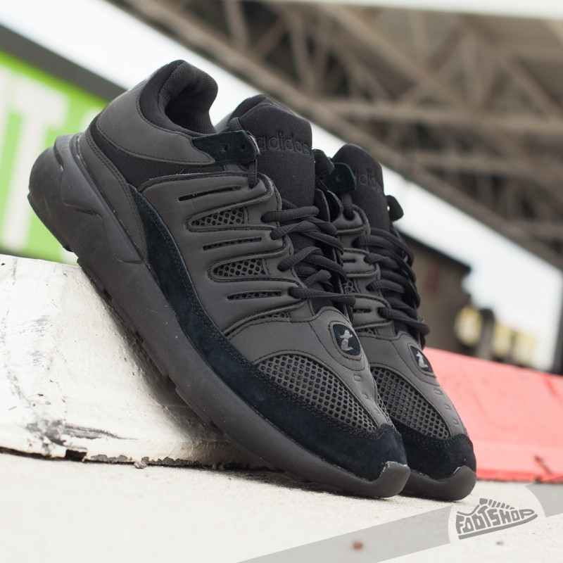 adidas tubular 93 black white