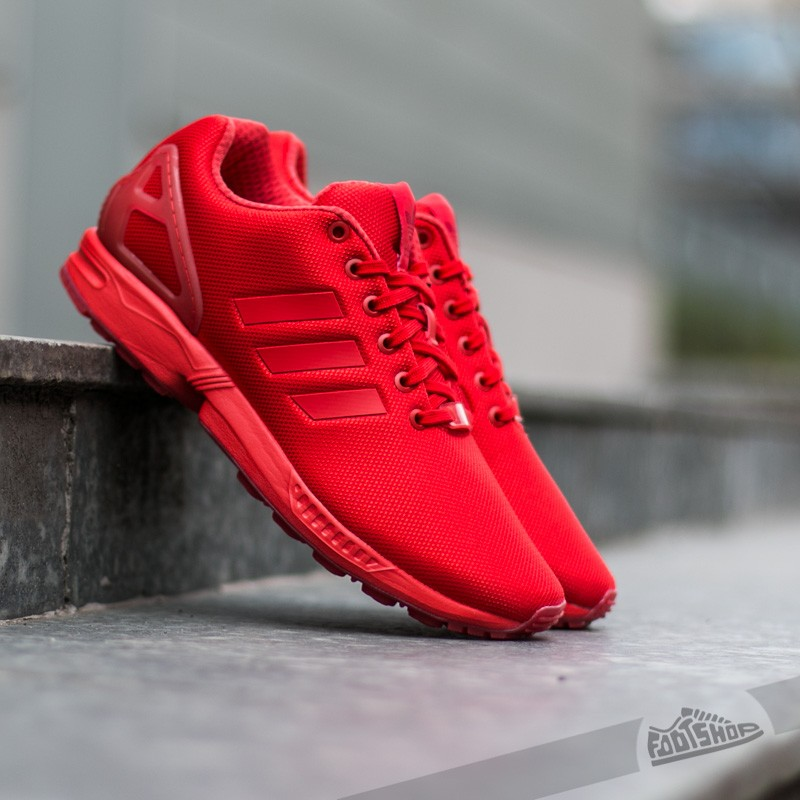 f1eb9d199d029 spain adidas zx flux triple red d28c9 58c10  where to buy triple red adidas  flux ee8c2 2a852