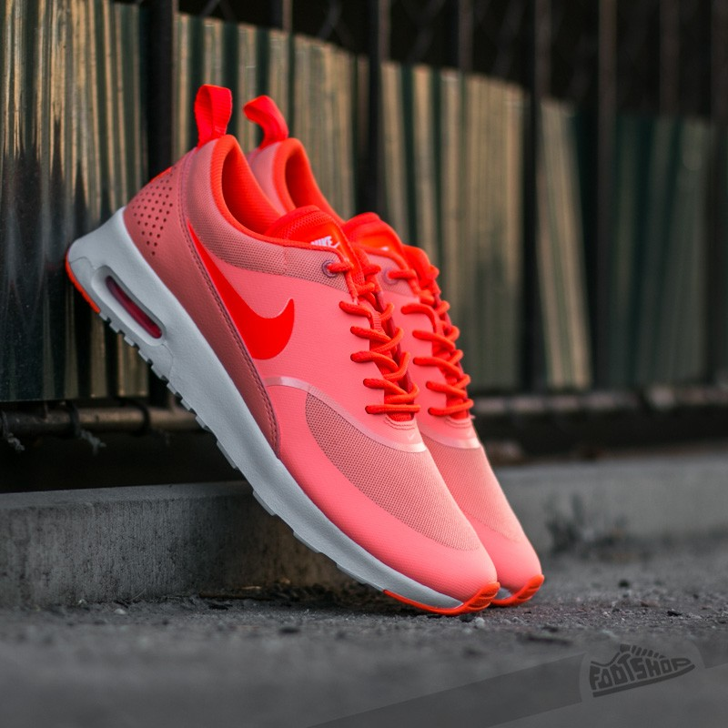 Nike Air Max Thea Red And Grey The Bluegrass Situation