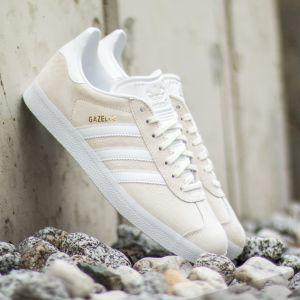 adidas Gazelle Off White/ White/ GoldMT