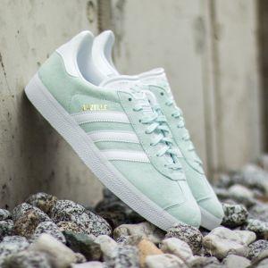 adidas Gazelle Icemin/ White/ GoldMT