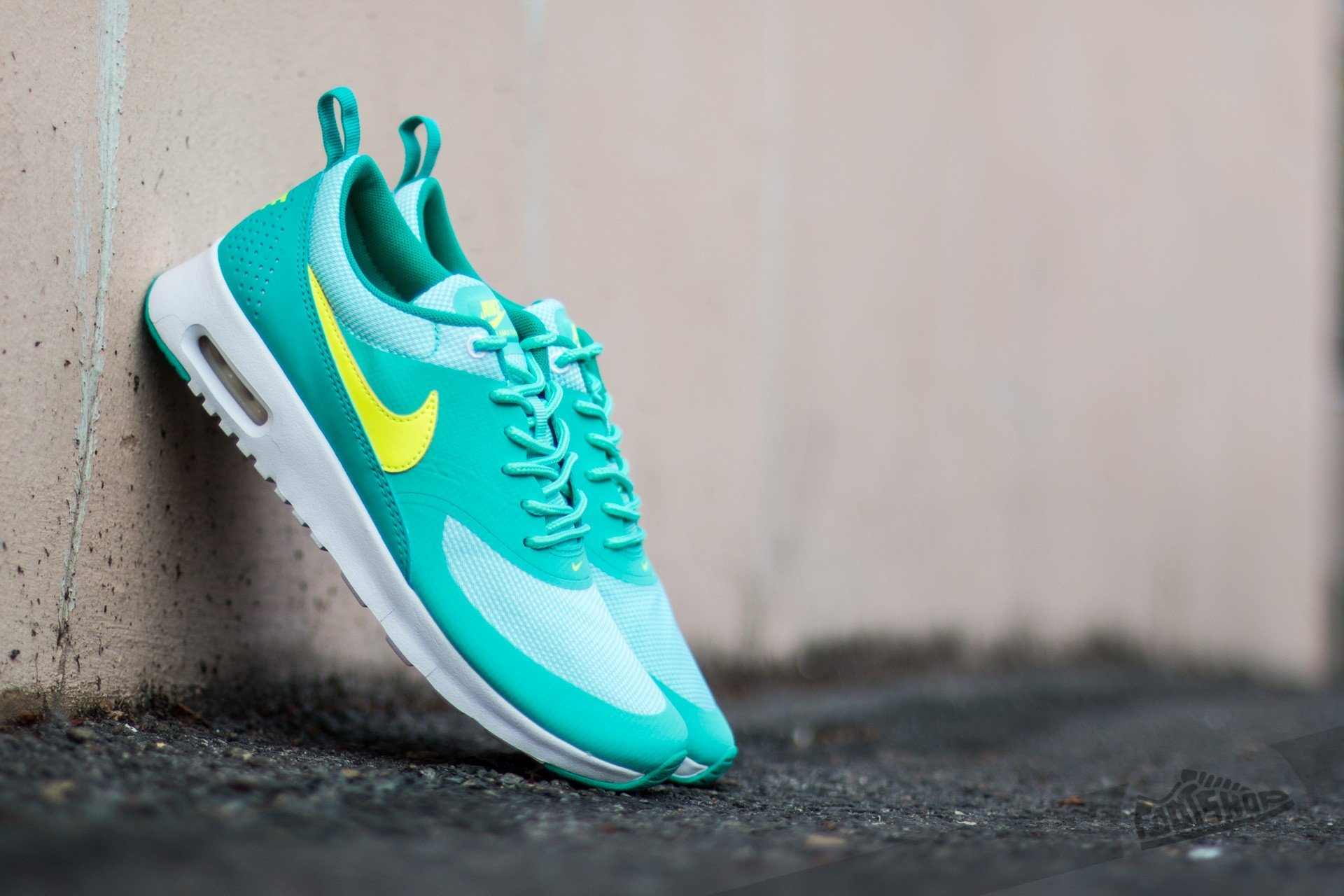 detailed look b00dc ca8f8 air max thea hyper turquoise nike ...