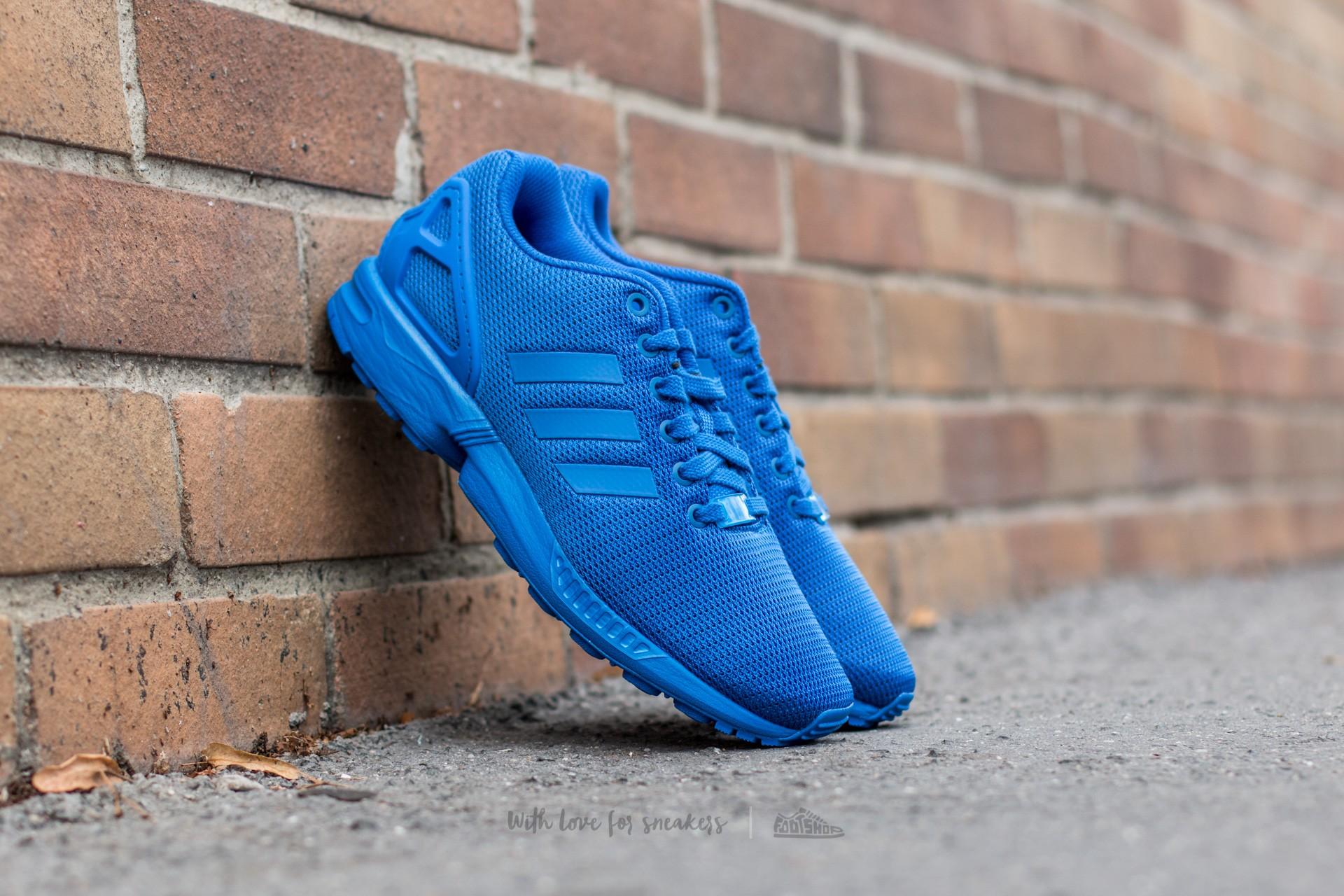 more photos 82e0d e4058 adidas zx flux blue
