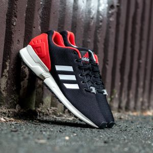 adidas ZX Flux Core Black/ Ftw White/ Red