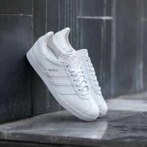 adidas Gazelle Ftw White/ Ftw White/ Gold Metallic
