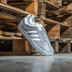 adidas Gazelle W Mid Grey/ Ftw White/ Gold Metallic